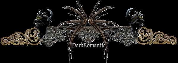 Romantique et sombre