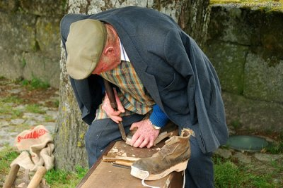 O Soqueiro uma profissão antiga