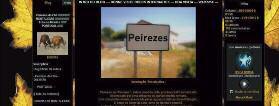 Homenagem a Peirezes no Jornal semanal Franco-Português : Luso Jornal