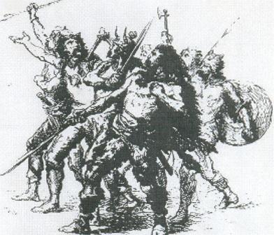 Caladuni, Caladun (tribo Calaica)