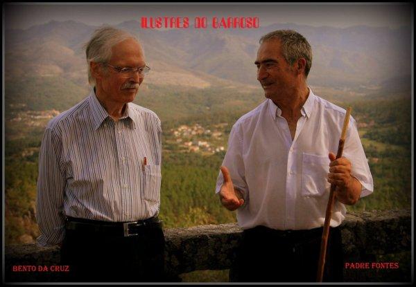 Dois Ilustres Barrosões, e o Povo do Barroso, agradece !!!