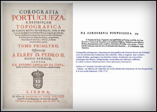 Diversas Publicações Históricas, em relação com a Aldeia de Peirezes