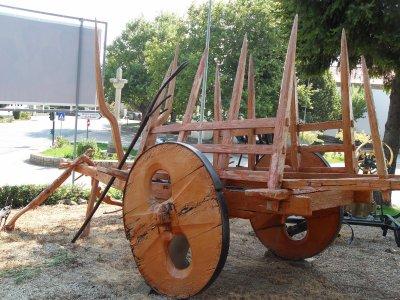 """"""" CARRO DE BOIS """" (Chariot de B½ufs) ..."""