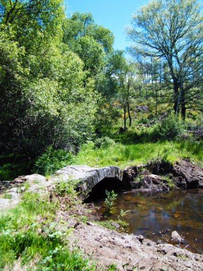 PONTE ROMANA Da ALDEIA De PEIREZES /// Pont romain du village Peirezes