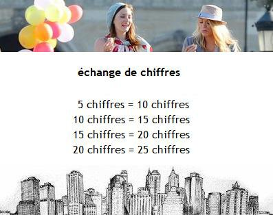 Article chiffres