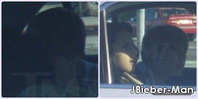 → 13.09.10 Justin embrasse Jasmine.V - Justin à l'aeroport de NY News