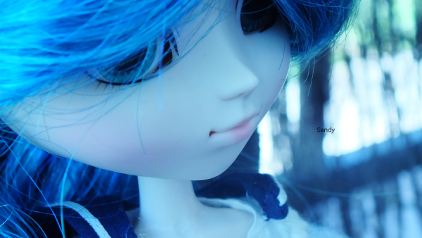 """""""Emy dans le soir bleu""""  Part' 2"""