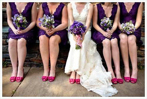 Comment choisir les fleurs pour votre grande journée de mariage (I)