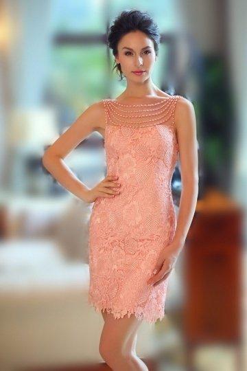 Suivez les Styles luxueux mais décontractés en robe
