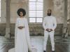 Solange Knowles - Combinaison de robe de mariée
