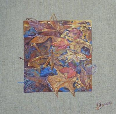 carré d'automne