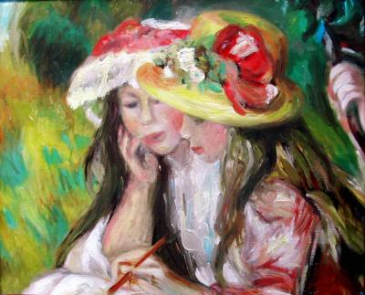 reproduction Renoir