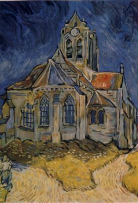 reproduction de Van Gogh