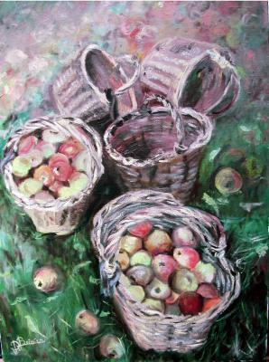 Saveurs d'automne : les pommes