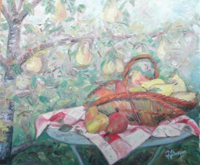 Saveurs d'automne : les poires