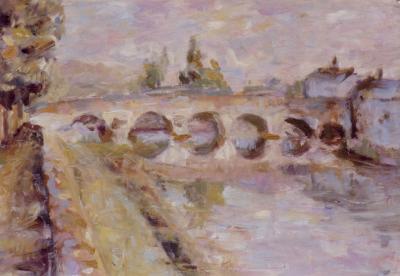 pont de St Aignan sur cher