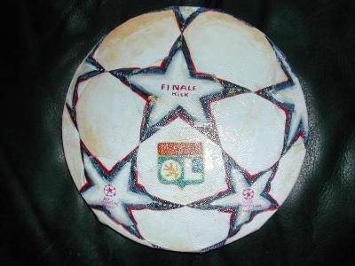 Ballon de foot OL