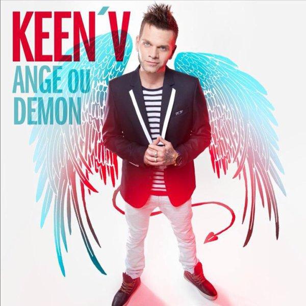 Le nouvel album de Keen'V s'intitulera #AngeOuDemon ♥