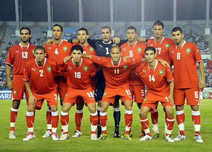 Maroc blog de renato rafa - Maroc coupe du monde 1998 ...