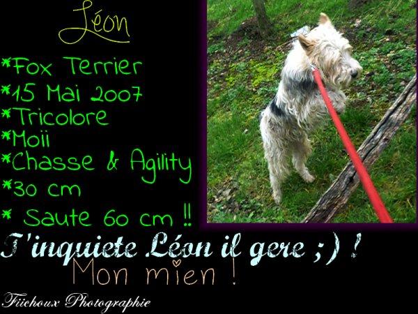Léon viia mon bout de chou ♥