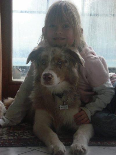 Tommy Mon chien <3