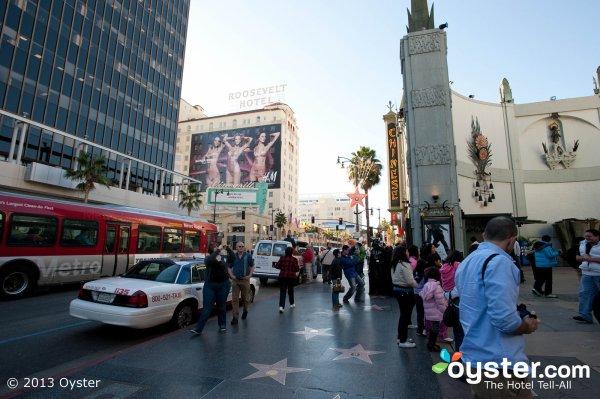 Voyage A Hollywood Pour le Gangant