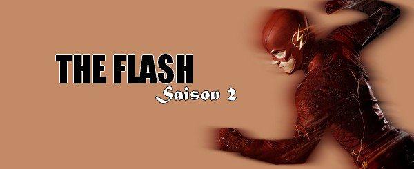 Saison en marche ! The Flash
