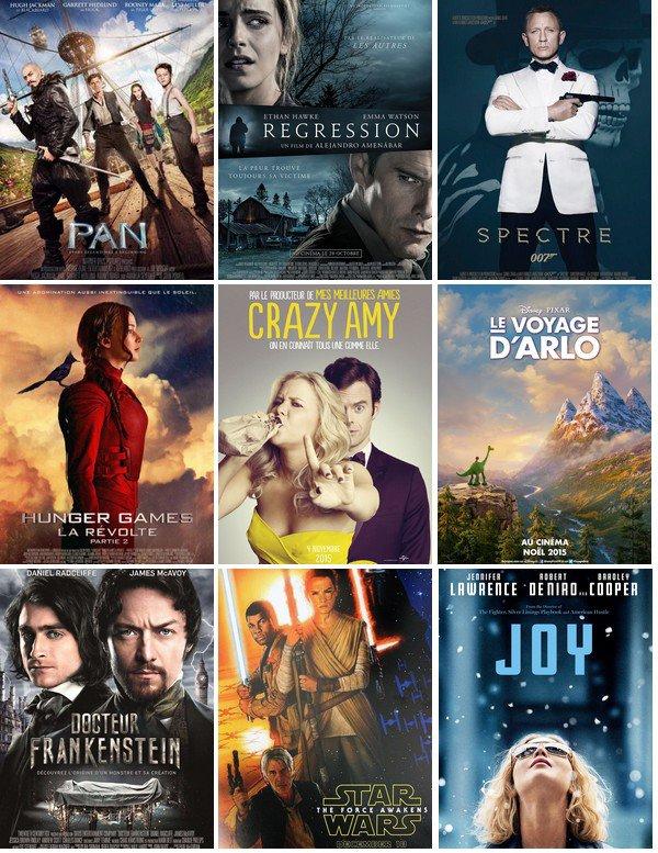 Les prochaines sorties Cinéma 0.1