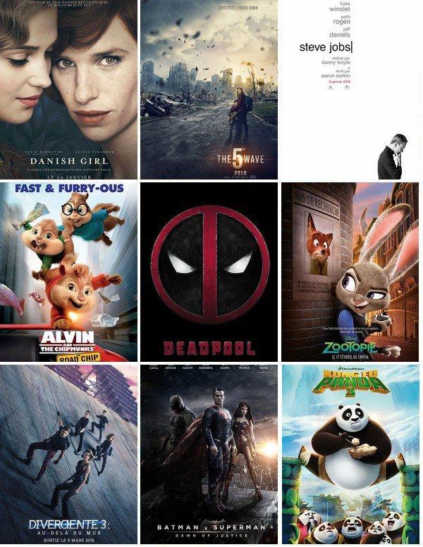 Les prochaines sorties cinéma 0.2