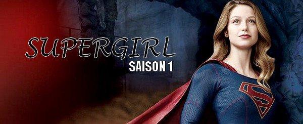 Saison en marche ! Supergirl