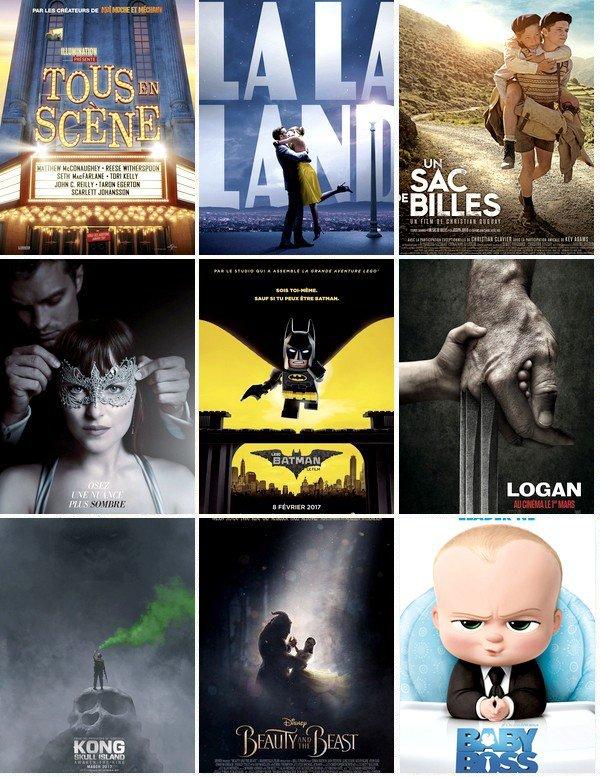 Les prochaines sorties Cinéma 0.6