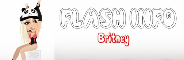 Flash Info Britney <3 0.4