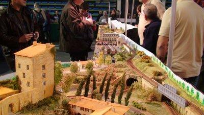 EXPORAIL 2010 RESEAU A L'ECHELLE N