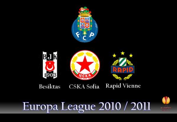 Tirage au sort des phases de groupe de l'Europa League