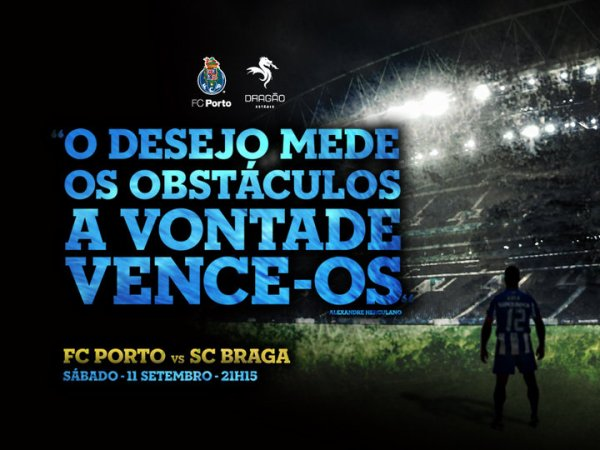 4ème journée Liga Zon Sagres: FC Porto 3-2 Sp Braga