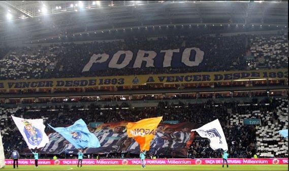 Demi-finale aller Taça de Portugal : FC Porto 0-2 Benfica