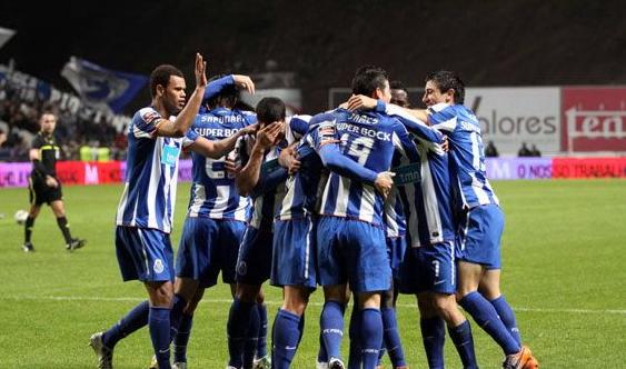 19ème journée Liga Zon Sagres: Sp Braga 0-2 FC Porto