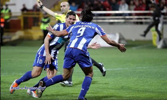 21ème journée Liga Zon Sagres: Olhanense 0-3 FC Porto