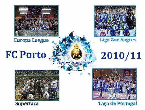 L'exceptionnelle saison 2010/11 du FC Porto