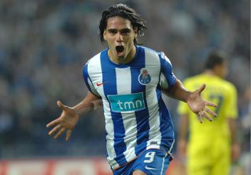 Demi-finale aller Europa League: Porto 5-1 Villareal