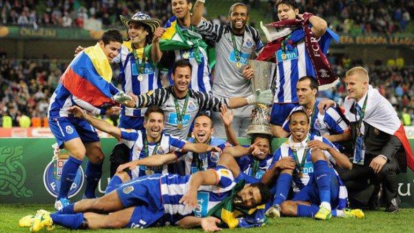 Finale Europa League 100% portugaise: Braga 0-1 FC Porto