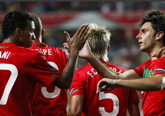 Qualification Euro 2012: Portugal 1-0 Norvège