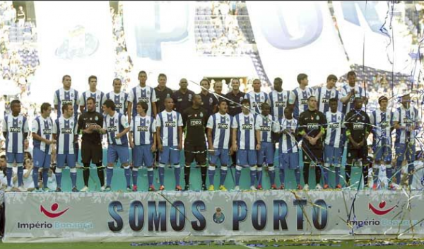 Match de présentation: FC Porto 3-0 Peñarol