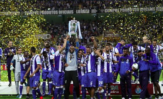 Supertaça Cândido de Oliveira: FC Porto 2-1 Vitória de Guimarães