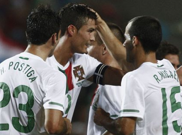 Match amical international: Portugal 5-0 Luxembourg