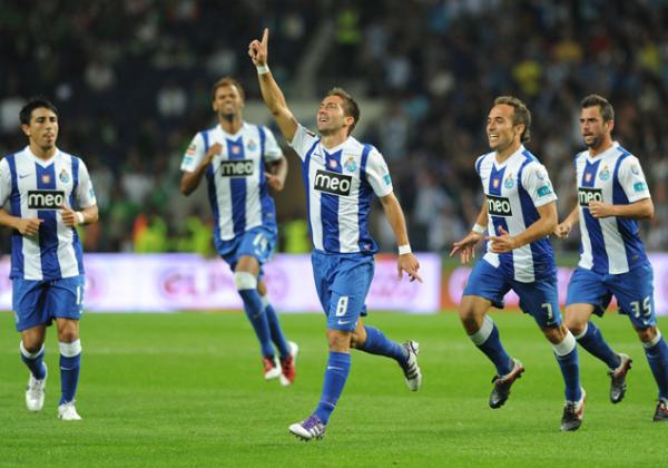 4ème journée Liga Zon Sagres: FC Porto 3-0 V. Setúbal