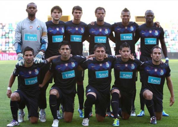 5ème journée Liga Zon Sagres: Feirense 0-0 FC Porto