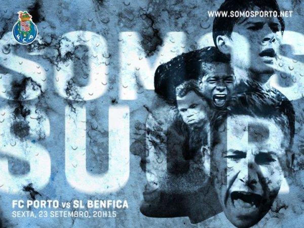 6ème journée Liga Zon Sagres: FC Porto 2-2 SL Benfica