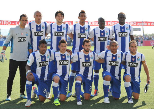 3ème tour Coupe du Portugal : Pêro Pinheiro 0-8 FC Porto