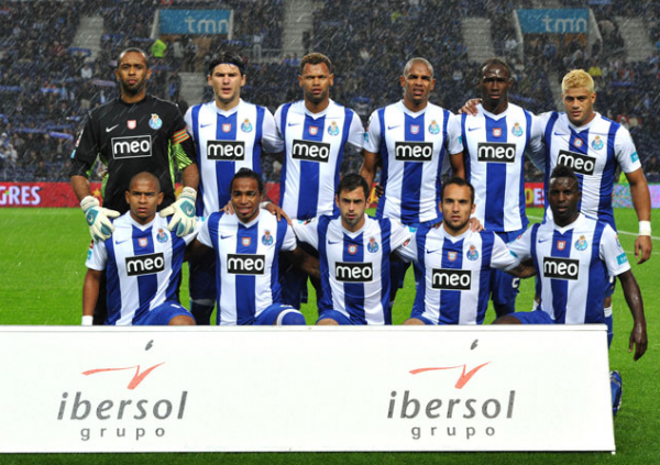 8ème journée Liga Zon Sagres: FC Porto 5-0 Nacional